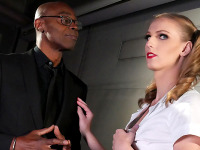 Laci Lambs: Let's get the weekend started folks. Welcome the gorgeous beaty by the name of Laci Lambs. She shows us what she's made us in this scene with none other than Sean Michaels himself.Let's get to it
