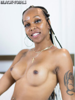 Horny Chicago starlet Avah, introduced to the world two weeks ago by Beta, returns this Saturday to give us some more in her second Grooby appearance and to end another smashing Black TGirls week! Sexy...