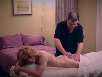 Kacy TGirl goes in for a massage and soon learns that this massage parlor is full service!