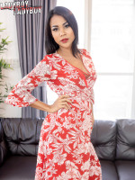 got: After almost 8 years we have the beautiful Got back here on Ladyboy-Ladyboy stage! She is so excited to show you her gorgeous body with big titties, great ass and uncut cock. Watch her get playful and...