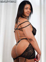 mystique2: Mystique is back! It has been more than three years since we had this curvy New York hottie with us, so it's nice to have her back! Mystique (now also known as Draya Coxx) returns with a brand new solo...